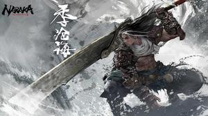 Naraka Bladepoint Game Characters Video Games Warrior 3840x2064 Wallpaper