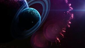 Sci Fi Nebula 1920x1196 wallpaper