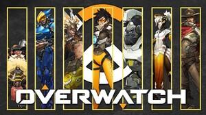 Junkrat Overwatch Mccree Overwatch Mercy Overwatch Overwatch Pharah Overwatch Torbjorn Overwatch Tra 1920x1080 Wallpaper
