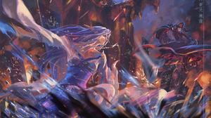 Anime Pixiv Fantasia T 1920x1280 wallpaper