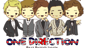 One Direction 1252x874 Wallpaper