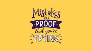 Quote Yellow Background Typography 3840x2160 Wallpaper