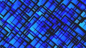 Artistic Blue 1920x1174 Wallpaper