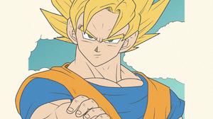Dragon Ball Dragon Ball Z Son Goku Super Saiyan 2 Manga Anime Boys Anime 3216x4327 Wallpaper