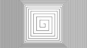 Labyrinth Lines 3000x2000 Wallpaper