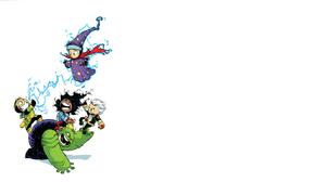 Comics Young Avengers 1600x900 Wallpaper