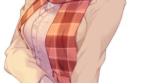 Anime Anime Girls Digital Art Artwork 2D Portrait Display Vertical Jun Artist Animal Ears Short Hair 1578x4000 Wallpaper