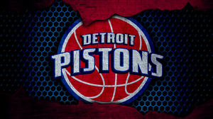 Basketball Detroit Pistons Logo Nba 3840x2400 Wallpaper