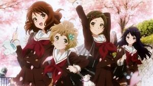 Hibike Euphonium Oumae Kumiko Anime Girls 2271x1431 wallpaper
