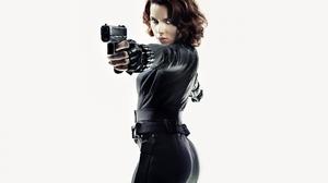 Avengers Black Widow Natasha Romanoff Scarlett Johansson 1920x1080 Wallpaper