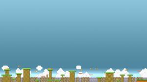 Video Game Mario 2560x1024 Wallpaper