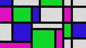 Mondrian 3840x2160 Wallpaper