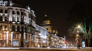 Man Made Saint Petersburg 5422x2936 Wallpaper