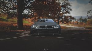 BMW M4 Coupe BMW M4 Forza Forza Horizon 3 Vehicle Widebody Liberty Walk 1920x1080 wallpaper