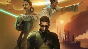 Kanan Jarrus Star Wars Star Wars Rebels 2454x1390 Wallpaper