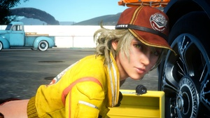 Cindy Aurum Final Fantasy Xv 1920x1080 wallpaper