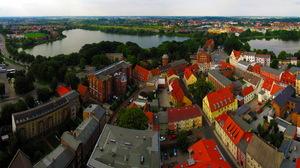 Building City Germany 2560x1440 wallpaper