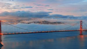 San Francisco 13889x4656 Wallpaper