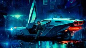 Blade Runner 2049 Officer K Blade Runner 2049 Ryan Gosling 2505x1324 Wallpaper