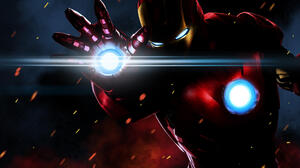 Iron Man 2618x2291 Wallpaper