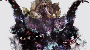 Chen Touhou Heterochromia Ran Yakumo Yukari Yakumo 3537x3082 Wallpaper