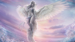 Fantasy Angel 2005x1350 wallpaper