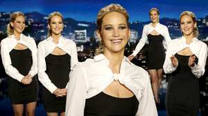 Actress American Jennifer Lawrence 2560x1440 Wallpaper