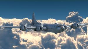 War Thunder US Air Force Aircraft World War Ii B 29 Super Fortress 3060x1068 wallpaper