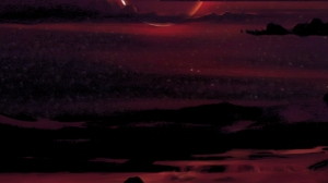 Evening Solar Eclipse Phone 1440x2560 Wallpaper