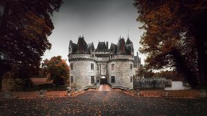 Architecture Castle France 1920x1200 wallpaper