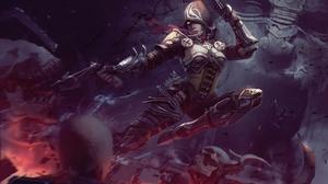 Demon Hunter Diablo Iii Diablo Iii 2757x1723 Wallpaper