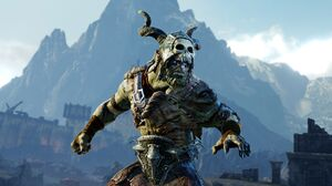 Video Game Middle Earth Shadow Of Mordor 3840x2161 wallpaper
