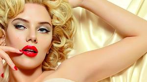 Scarlett Johansson 1600x1200 Wallpaper