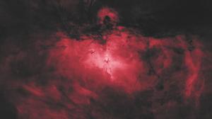 Space Nebula Astronomy Dark Background Eagle Nebula 4144x2800 Wallpaper
