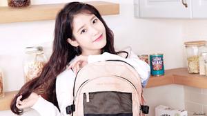 IU Iu Lee Ji Eun Women Korean Smiling Redhead 1920x1080 Wallpaper