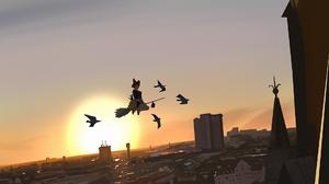 Anime City Kiki 039 S Delivery Service Studio Ghibli 1920x1216 Wallpaper