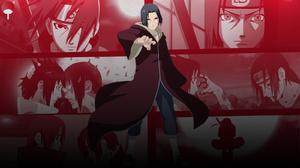 Uchiha Itachi Naruto Shippuuden Rasengan 1600x900 Wallpaper