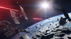 Futuristic Sci Fi Star Wars 1920x1080 Wallpaper