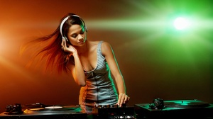 Dj Girl Music Woman 4207x2799 Wallpaper