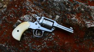 Weapons Ruger Bearcat 2592x1728 wallpaper