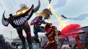 Ant Man Black Panther Marvel Comics Black Widow Captain America Captain America Civil War Clint Bart 3840x2380 Wallpaper