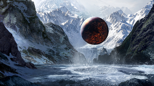 Sci Fi Collision 2200x1373 Wallpaper
