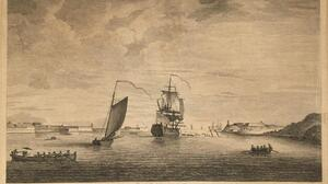 Sailing Ship Engraving Havana History Artwork Vintage Ship Vehicle 3030x2062 Wallpaper