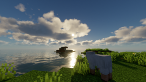 Minecraft Sheep 1920x1080 Wallpaper