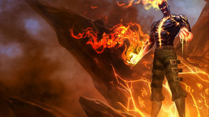 Brand League Of Legends 2560x1600 Wallpaper