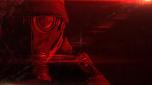 Battlefield 1 Gas Mask Soldier 2560x1440 Wallpaper