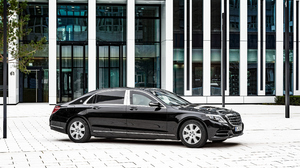 Black Car Car Luxury Car Mercedes Benz Mercedes Benz S Class Vehicle 4096x2731 Wallpaper