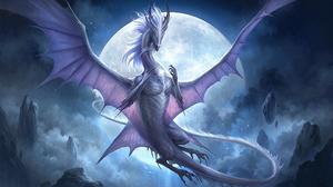 Dragon 2200x1284 wallpaper