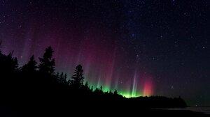 Earth Aurora Borealis 1980x1200 Wallpaper