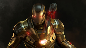 Marvel Comics War Machine 3840x2160 Wallpaper